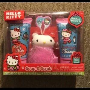 Hello Kitty bath set